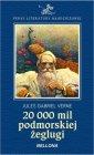 20 000 mil podmorskiej żeglugi. - okładka książki