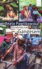 Blondynka nad Gangesem - okładka książki