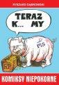 Komiksy niepokorne - okładka książki