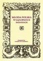 Młoda Polska w najnowszych badaniach - okładka książki