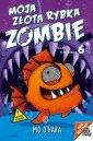 Moja złota rybka zombie. Karp jurajski - okładka książki