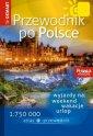 Przewodnik po Polsce (skala 1:750 - okładka książki