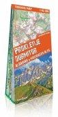 Alpy Albani i Czarnogóry Durmitor - okładka książki
