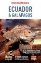 Ecuador and Galapagos insight guides - okładka książki