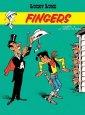 Fingers - Van Banda Lo Hartog - okładka książki