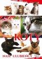 Koty Nasi Ulubieńcy - okładka książki