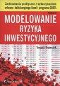 Modelowanie ryzyka inwestycyjnego. - okładka książki
