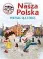 Czytam sam. Nasza Polska. Wiersze - okładka książki