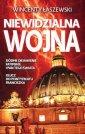 Niewidzialna wojna - Wincenty Łaszewski - okładka książki