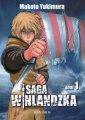 Saga Winlandzka 1 - Makoto Yukimura - okładka książki