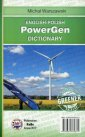 Słownik dla energetyków polsko-angielski - okładka książki