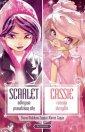 Star Darlings Scarlet odkrywa prawdziwą - okładka książki