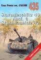 Sturmgeschutz 40 Ausf. G Sturmhaubitze - okładka książki