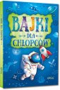Bajki dla chłopców - Małgorzata - okładka książki