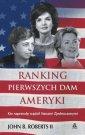 Ranking pierwszych dam Ameryki - okładka książki