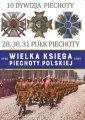 10 Dywizja Piechoty. 28,30,31 Pułk - okładka książki