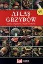 Atlas grzybów. Fakt poradnik - - okładka książki