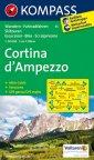 Cortina DAmpezzo - okładka książki
