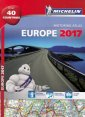 Europe atlas samochodowy, 1:1 000 - okładka książki