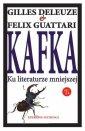 Kafka. Ku literaturze mniejszej - okładka książki