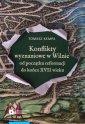Konflikty wyznaniowe w Wilnie. - okładka książki