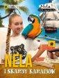 Nela i skarby Karaibów - okładka książki