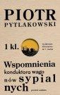 Wspomnienia konduktora wagonów - okładka książki