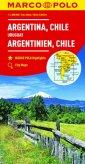 Argentyna, Chile, Urugwaj - okładka książki
