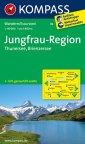 Junfrau Region-Thunersee-Brienzersee - okładka książki