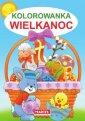 Kolorowanka Wielkanoc - Jarosław - okładka książki