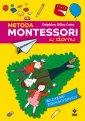 Metoda Montessori w domu - okładka książki