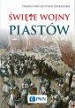 Święte wojny Piastów - okładka książki
