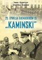 29 Dywizja Grenadierów SS Kaminski - okładka książki