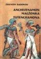 Anchesenamon małżonka Tutenchamona - okładka książki