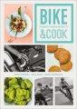 Bike Cook. Kulinarny poradnik rowerzysty - okładka książki