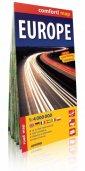 Europe Mapa samochodowa 1:4 000 - okładka książki