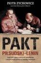 Pakt Piłsudski-Lenin czyli jak - okładka książki