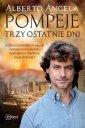 Pompeje Trzy ostatnie dni - okładka książki