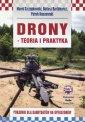 Drony - teoria i praktyka. Poradnik - okładka książki