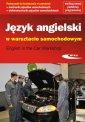 Język angielski w warsztacie samochodowym - okładka książki
