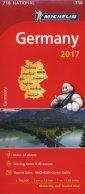 Mapa Germany  1:750 000 2017 - - okładka książki