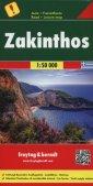 Mapa Zakinthos 1:50 000 - Wydawnictwo - okładka książki