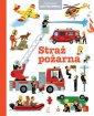 Pierwsza encyklopedia. Straż pożarna - okładka książki