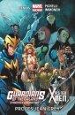 Guardians of the Galaxy (Strażnicy - okładka książki