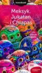 Meksyk Jukatan i Chiapas. Travelbook - okładka książki