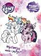 My Little Pony. Wodne kolorowanie - okładka książki