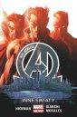 New Avengers - Inne światy. Tom - okładka książki