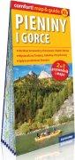 Pieniny i Gorce comfort! map&guide - okładka książki