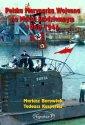 Polska Marynarka Wojenna na Morzu - okładka książki