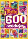 Trolle 600 naklejek - okładka książki